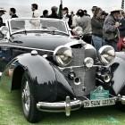 Mercedes Benz 1939 540KSpecial Roadster