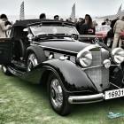 Mercedes Benz 1938 540K Cabriolet A