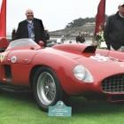 Ferrari 1956 410Scaglietti Sport Spyderraced by Carroll Shelby